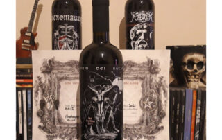 Supporters Gallery - The Wine of Satan owner in Patras