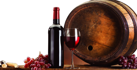 The two most popular red wines
