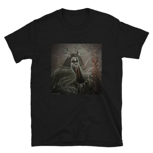 T-shirt Wine and the Beast inspired by The Black Metal Wine Collections