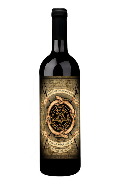 Order Of The Golden Serpent Wine