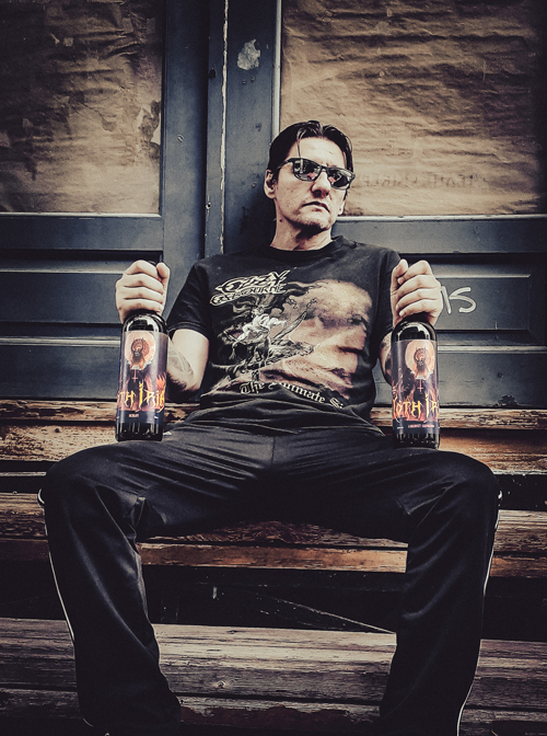Headbanging Wine presents Jim Mutilator